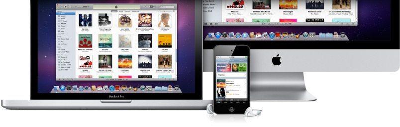 Wi-Fi-iTunes