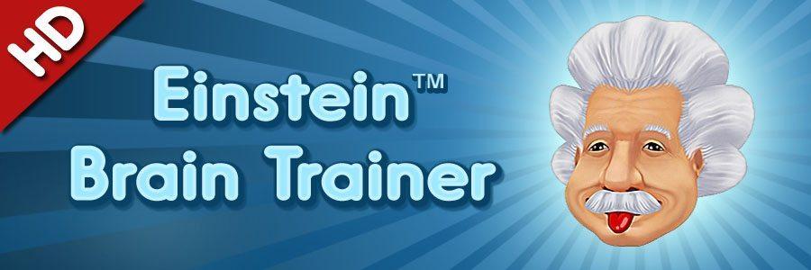 Einstein_Brain_Trainer_Banner