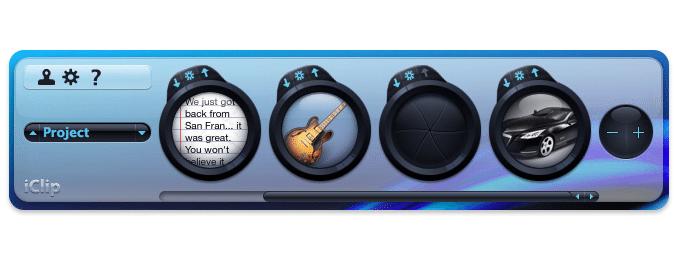 iClip mac app store
