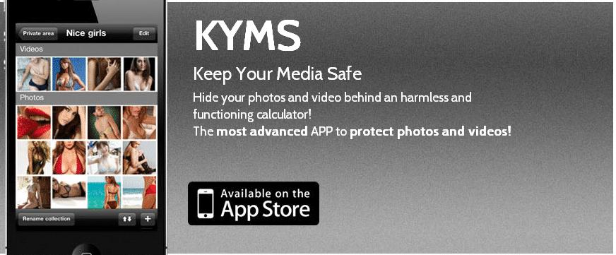 kyms app