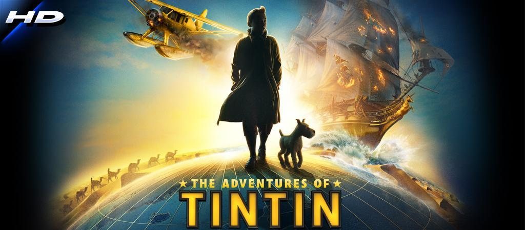 the adventures of TinTin Android