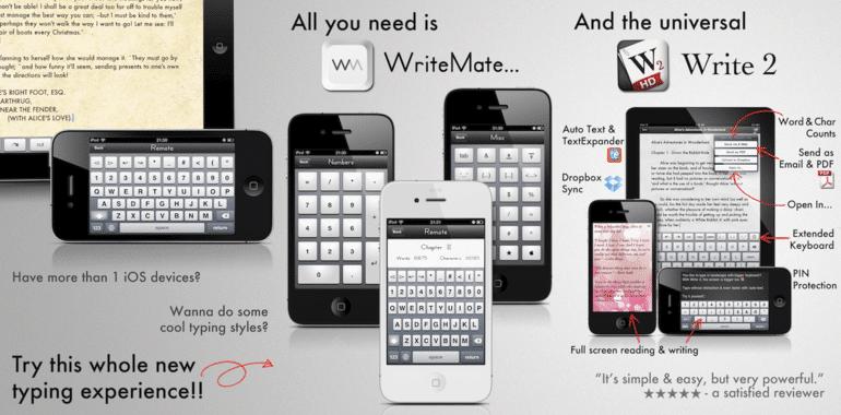 Write 2 - WriteMate