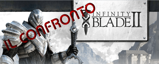 infinity blade 2 iPhone 4S iPhone 4 iPad 2 copia