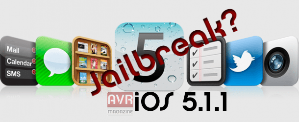 Absinthe 2.0.2: Jailbreak untethered iOS 5.1.1 su iPhone iPad e iPod Touch