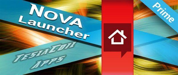 Nova launcher prime-applicazione-android