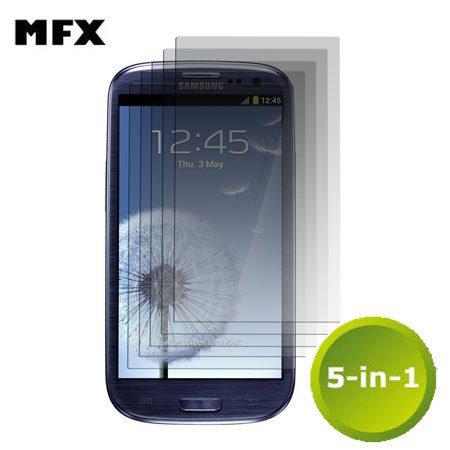 Mobile Fun: Accessori per Samsung Galaxy S3 Pellicole protettive samsung galaxy s3 avrmagazine