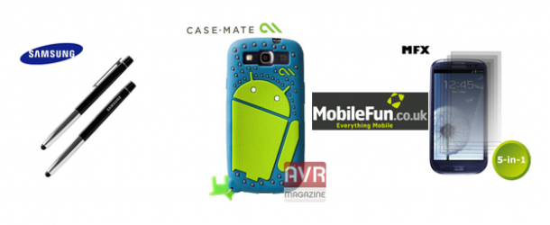 Mobile Fun: Accessori per Samsung Galaxy S3
