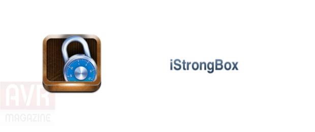 avrmagazine_app_rec_istrongbox_logo_iminev