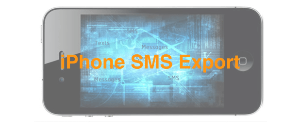 iPhone SMS Export_avrmagazine_logo