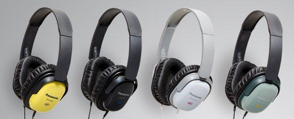 Panasonic rp hc200 le cuffie elimina rumore for Panasonic cuffie