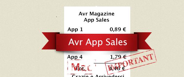 avrapp sales