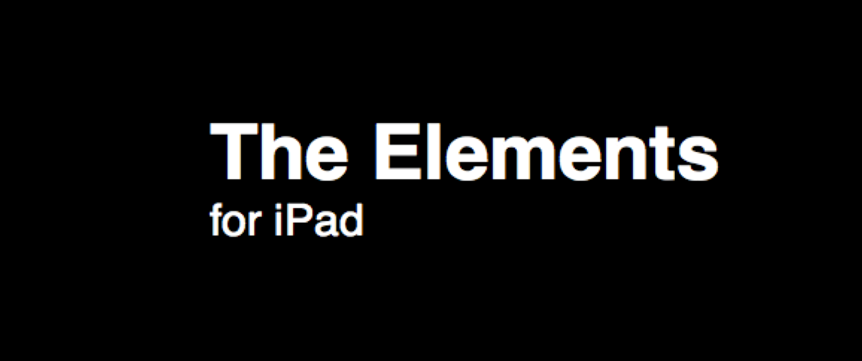 avrmagazine_gli elementi_app_iPad_0