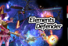 Elements Defender: nuovo gioco per iPhone e iPad