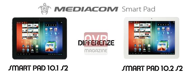 differenze-smartpad-mediacom-avrmagazine  Differenze tra Mediacom Smart Pad 101 S2 e 102 S2 differenze smartpad mediacom avrmagazine