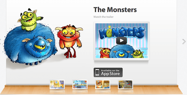 the-monsters-applicazione-iPhone-4-avrmagazine