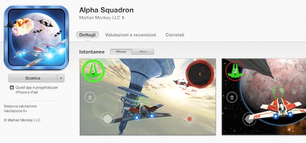 Alpha-Squadron-applicaizone-iphone-avrmagazine-logo