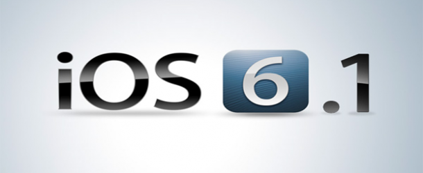 iOS 6.1 per iPhone, iPad e iPod Touch Novità e Installazione