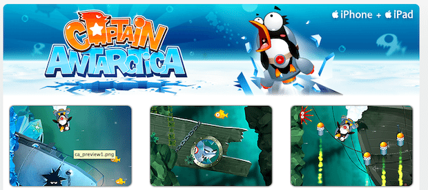 Capitan-Antarctica-applicazioni-iphone-avrmagazine