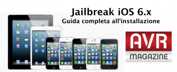 evasi0n Jailbreak untethered iOS 6.1 e 6.0 su iPhone iPad e iPod Touch – Videoguida