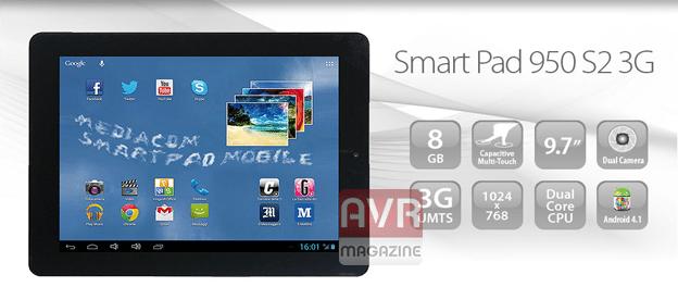 smart-pad-950-S2-3G-caratteristiche-prezzo-avrmagazine