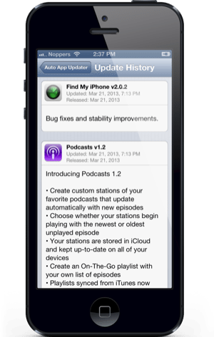 Best Tweaks, i migliori tweak Cydia compatibili con iOS 6