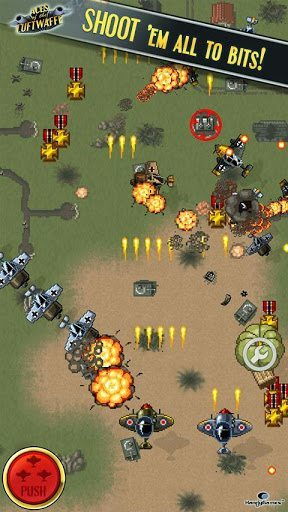 aces of luftwaffe 2-gioco-android-avrmagazine