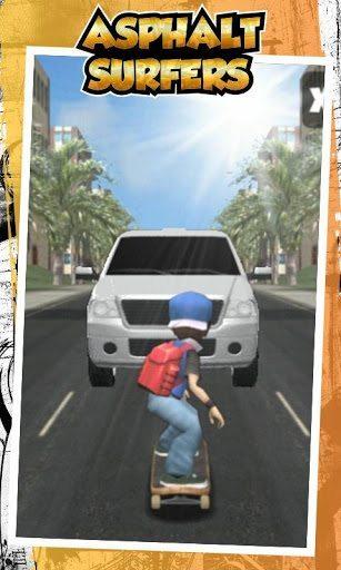 asphalt surfers-gioco-android-avrmagazine