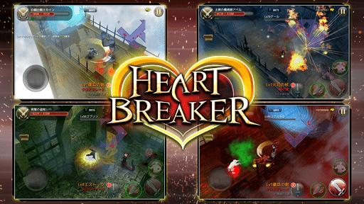 heart breaker 2-gioco-android-avrmagazine