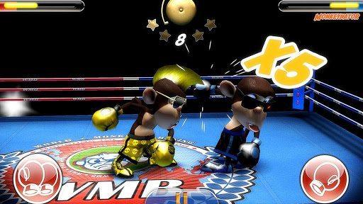 monkey boxing-gioco-android-avrmagazine