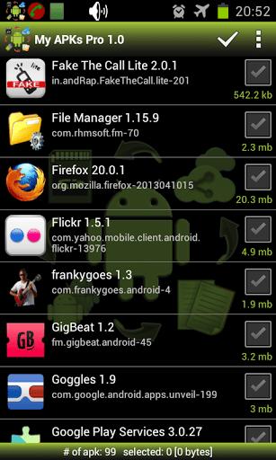 my apks pro 2-applicazione-android-avrmagazine