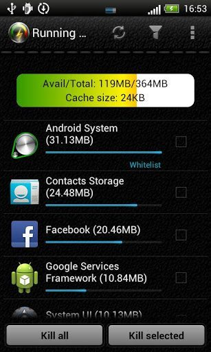 smart memory booster pro-applicazione-android-avrmagazine