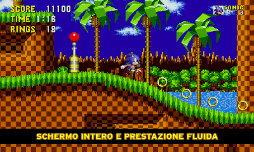 sonic the hedgehog 2-gioco-android-avrmagazine