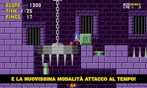 sonic the hedgehog-gioco-android-avrmagazine