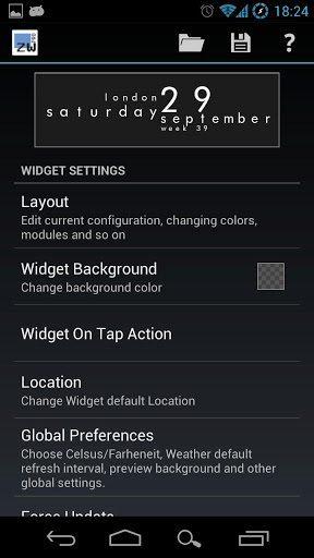 zooper widget pro-applicazione-android-avrmagazine