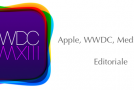 Apple, WWDC, Media Italiani…Riflessioini – Editoriale