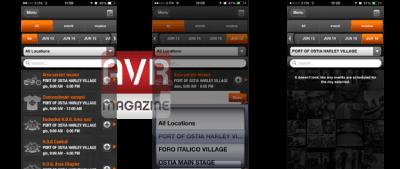 app-ipad-android-110-anniversario-harley-davinson-roma-avrmagazine