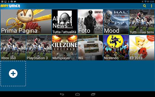 appy gamer-applicazione-android-avrmagazine