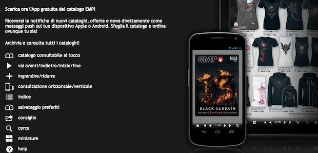catalogo EMP-applicazione-iphone-avrmagazine