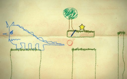 crayon physics deluxe-gioco-android-avrmagazine