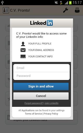 cv pronto!-applicazione-android-avrmagazine