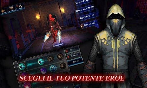 dark avenger 2-gioco-android-avrmagazine