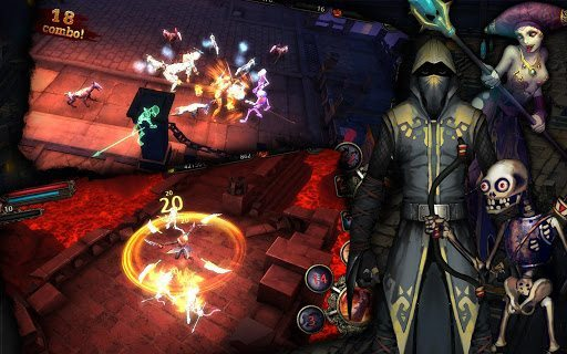 dark avenger-gioco-android-avrmagazine