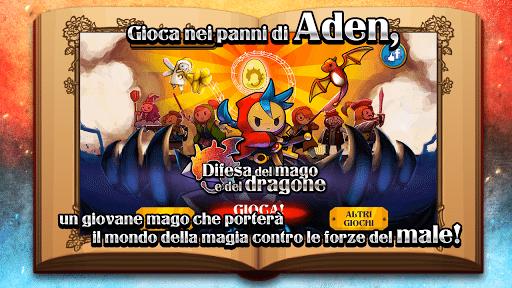 difesa del mago e del dragone-gioco-android-avrmagazine