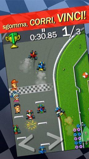 gp retro 2-gioco-android-avrmagazine