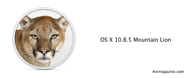 os x 10.8.5-mountain lion-avrmagazine