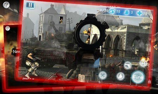 storm sniper killer shodown 2-gioco-android-avrmagazine