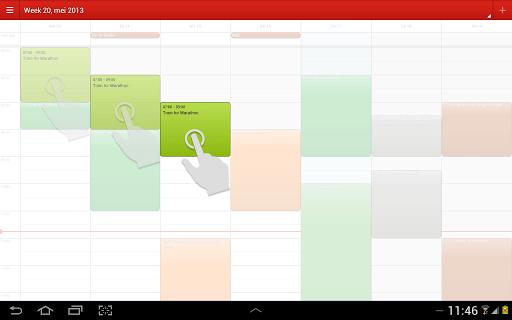 week calendar 2-applicazione-android-avrmagazine