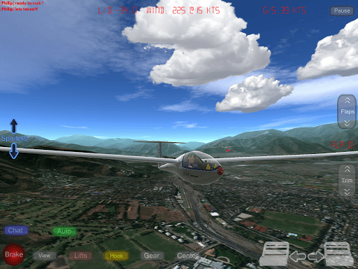 xtreme soaring 3d 2-gioco-android-avrmagazine