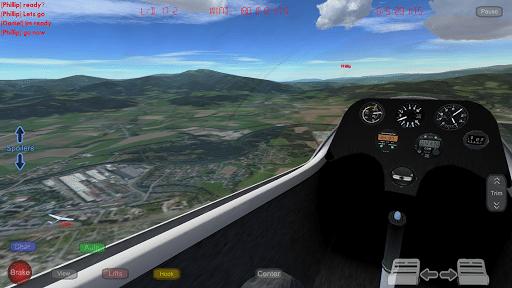xtreme soaring 3d-gioco-android-avrmagazine