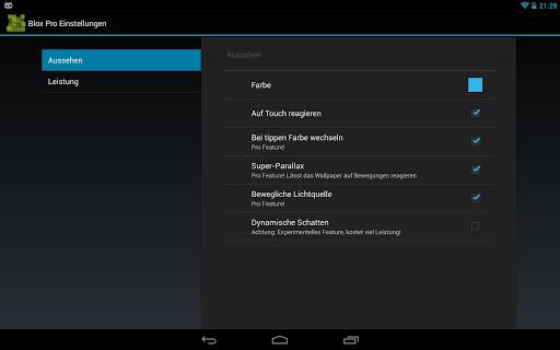 blox pro-applicazione-android-avrmagazine